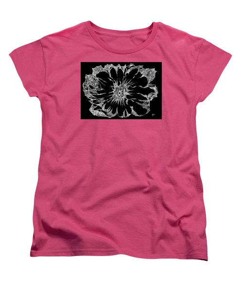 Expanded Consciousness Women's T-Shirt (Standard Cut) by Charles Cater