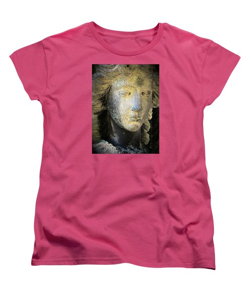 Face Of An Angel 10 Women's T-Shirt (Standard Cut) by Maria Huntley