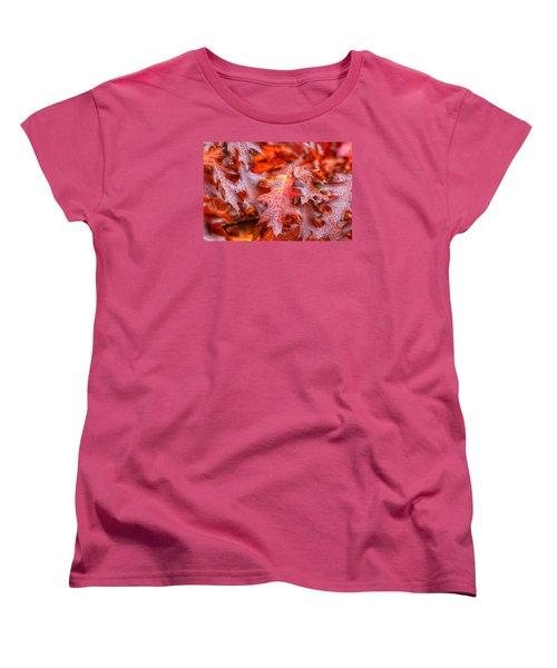 Falling For You Women's T-Shirt (Standard Cut) by Lynn Hopwood