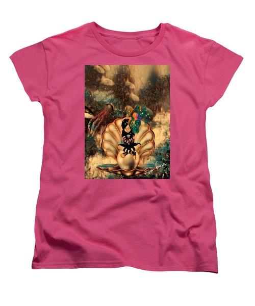 Feeling It All Women's T-Shirt (Standard Cut) by Vennie Kocsis