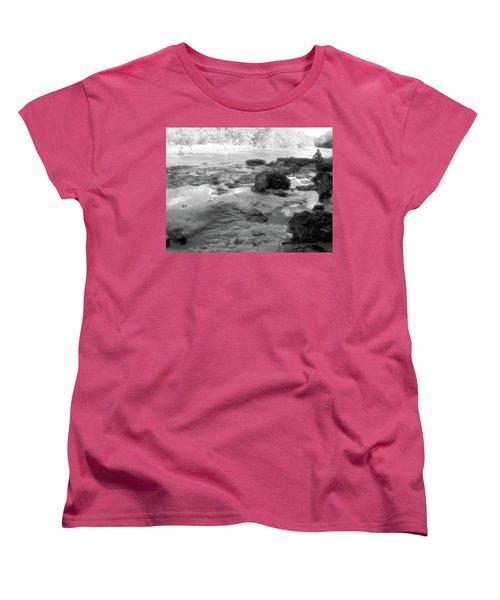 Fishermen Women's T-Shirt (Standard Cut) by Beto Machado