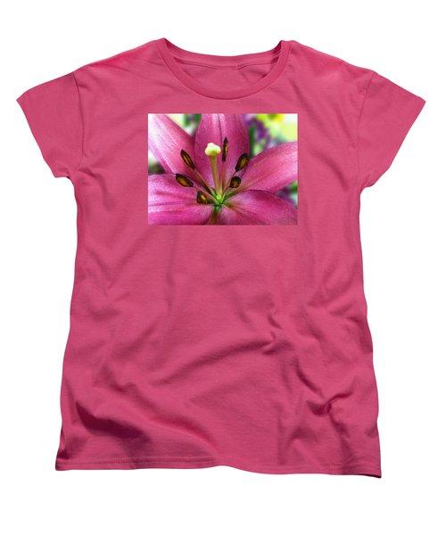 Five Points Women's T-Shirt (Standard Cut) by Carlos Avila