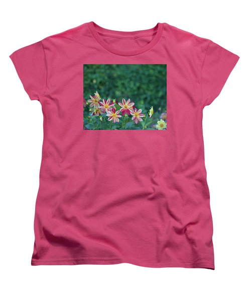 Flowers  Women's T-Shirt (Standard Fit)