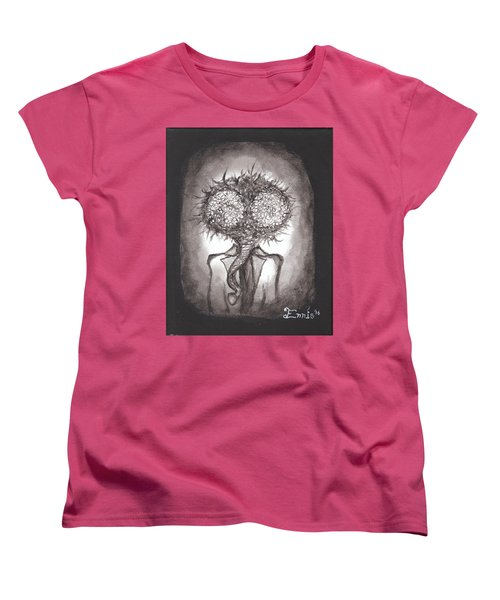 Fly Guy Women's T-Shirt (Standard Cut) by Christophe Ennis