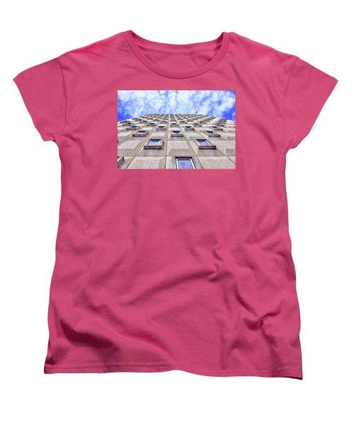 Flying Like A Bird Women's T-Shirt (Standard Cut) by Iryna Goodall