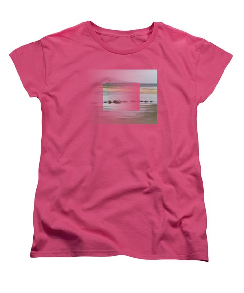 Foggy Day Women's T-Shirt (Standard Cut) by Ivana