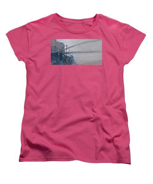 Foggy Hoeg Women's T-Shirt (Standard Cut) by Nop Briex