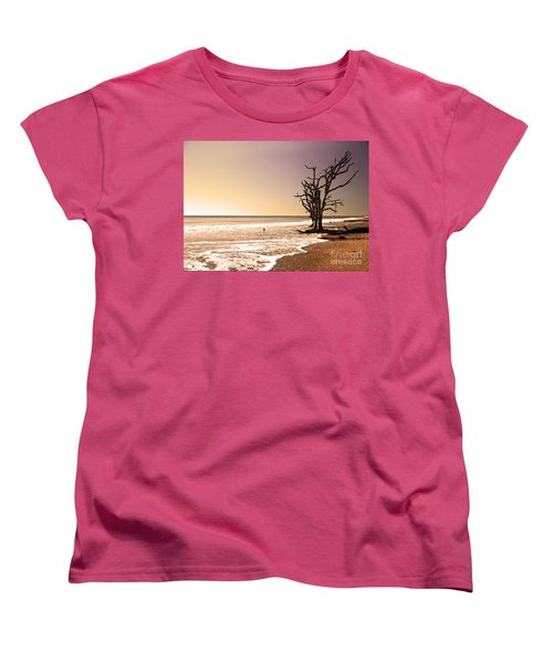 Women's T-Shirt (Standard Cut) featuring the photograph For Just One Day by Dana DiPasquale