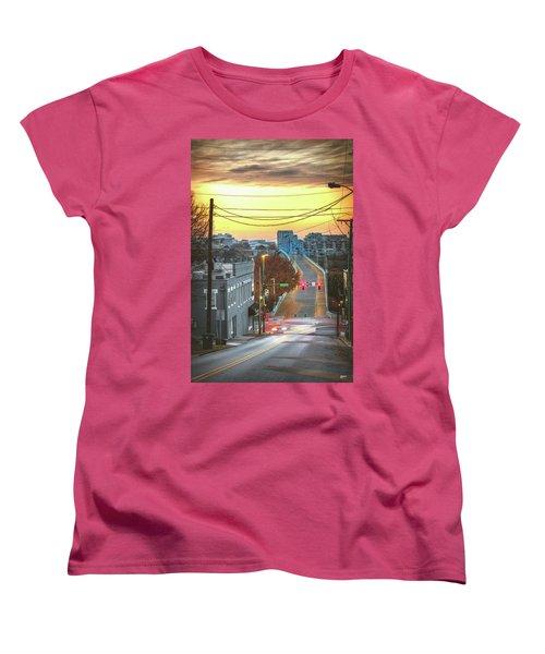 Forest And Frazier Women's T-Shirt (Standard Cut) by Steven Llorca