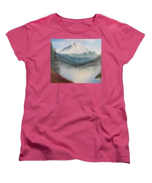 Fork In The River Women's T-Shirt (Standard Cut)