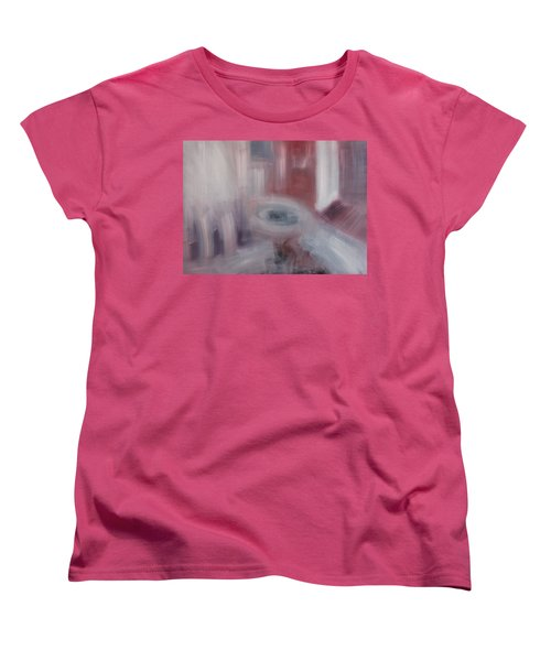 Form And Content Women's T-Shirt (Standard Cut) by Min Zou