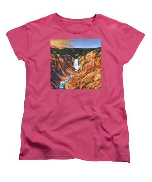 Free Falling Women's T-Shirt (Standard Fit)
