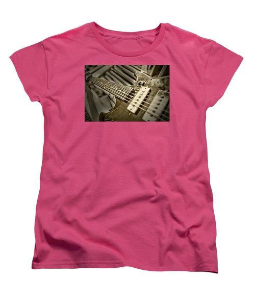 Frettin Women's T-Shirt (Standard Cut)