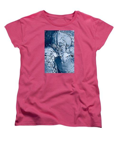 From The Deep Women's T-Shirt (Standard Cut) by Gary Bridger