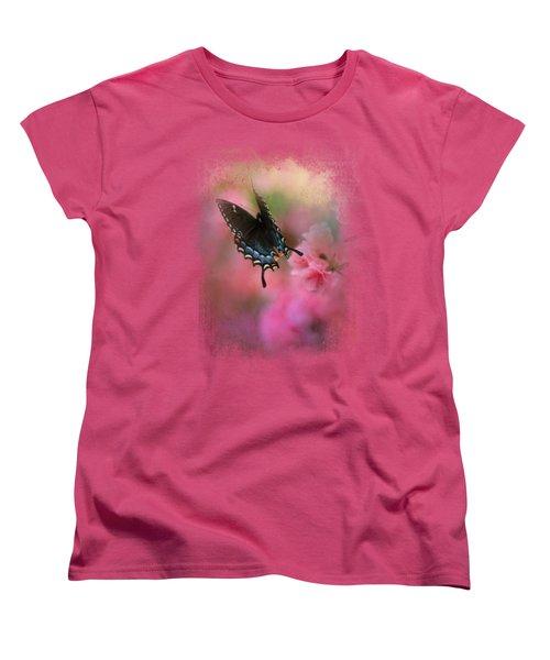 Garden Friend 1 Women's T-Shirt (Standard Cut) by Jai Johnson