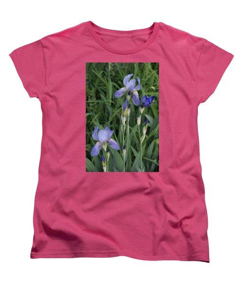 Glads Women's T-Shirt (Standard Cut) by Cynthia Powell