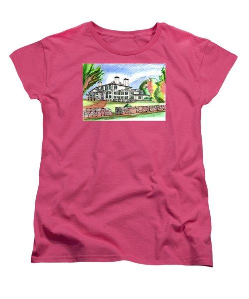 Glen Magna Farms Danvers Women's T-Shirt (Standard Cut)