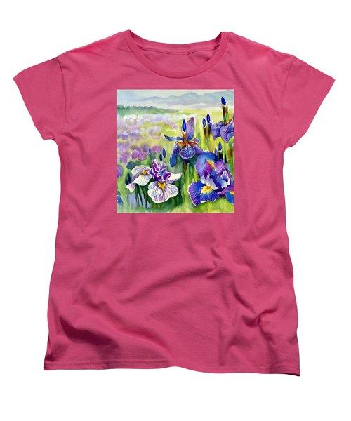 Glorious Hand Of God Women's T-Shirt (Standard Cut)