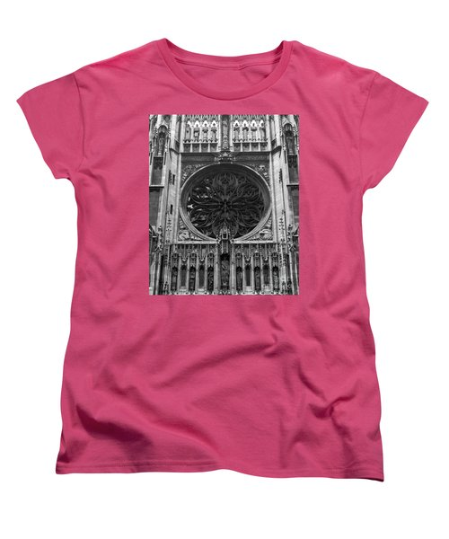 Women's T-Shirt (Standard Cut) featuring the photograph Gothic by Brian Jones