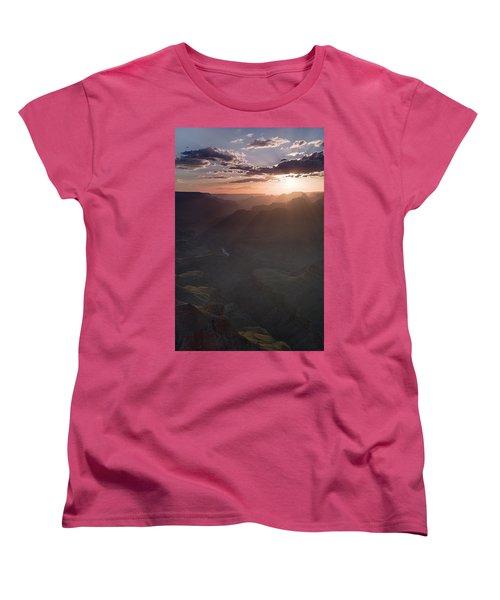 Grand Canyon Glow Women's T-Shirt (Standard Cut)