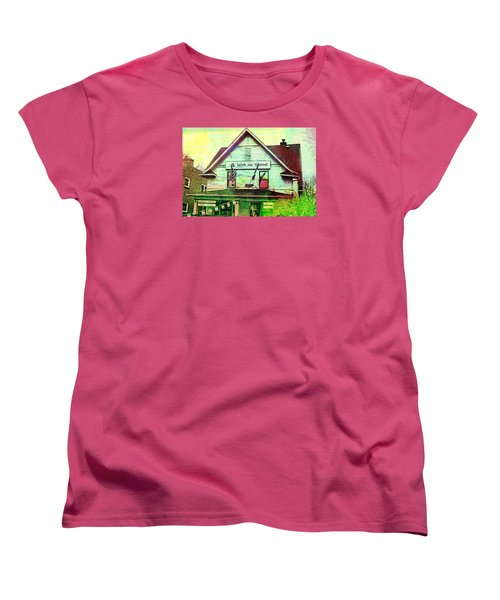 Grand Irish  Women's T-Shirt (Standard Cut) by Susan Stone