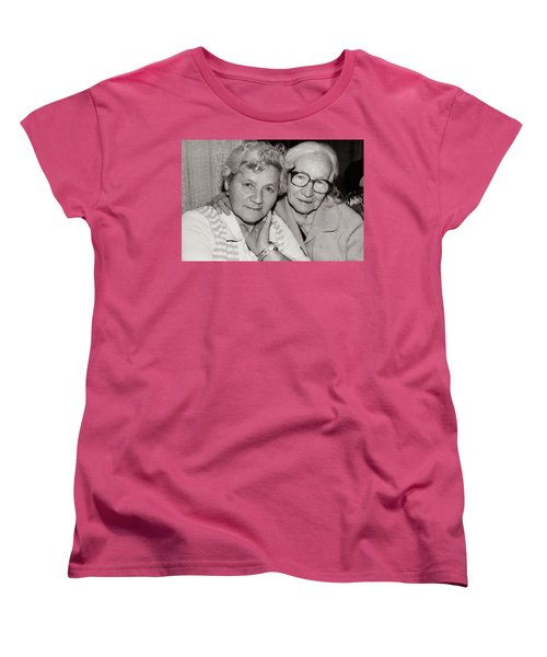 Grandmothers Women's T-Shirt (Standard Cut) by Vadim Levin