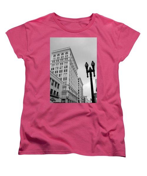 Grant Avenue Women's T-Shirt (Standard Cut)