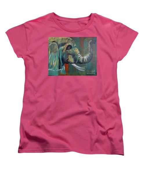 Green Wonder Women's T-Shirt (Standard Cut)