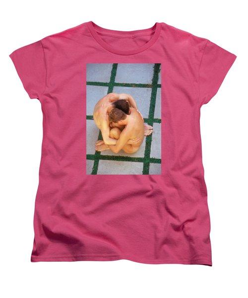 Grp 2 Women's T-Shirt (Standard Cut) by Andy Shomock