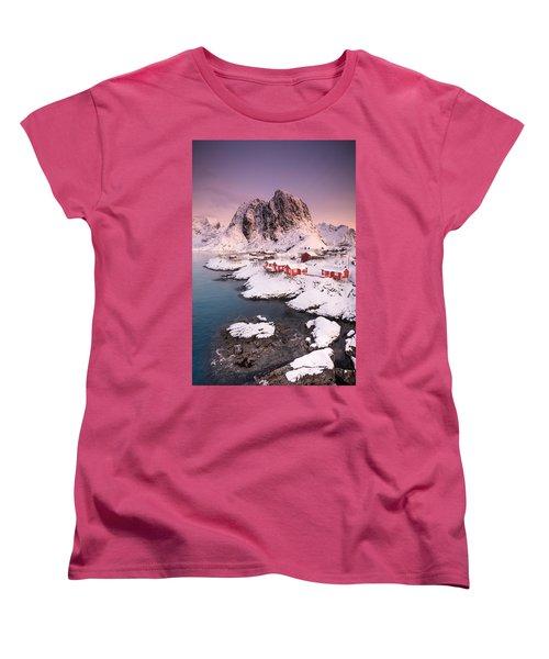 Hamnoy Women's T-Shirt (Standard Cut)