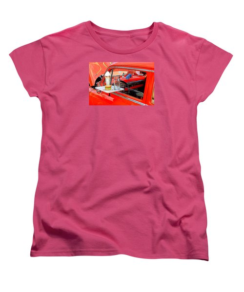 Happy Days Women's T-Shirt (Standard Cut) by Louis Ferreira