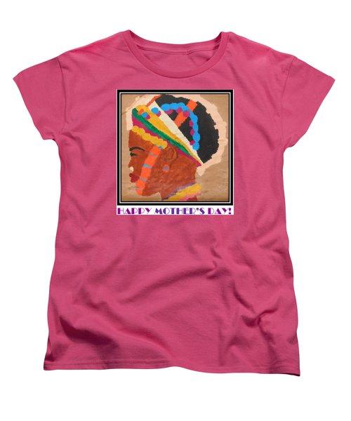Happy Mother's Day 4 Women's T-Shirt (Standard Cut)