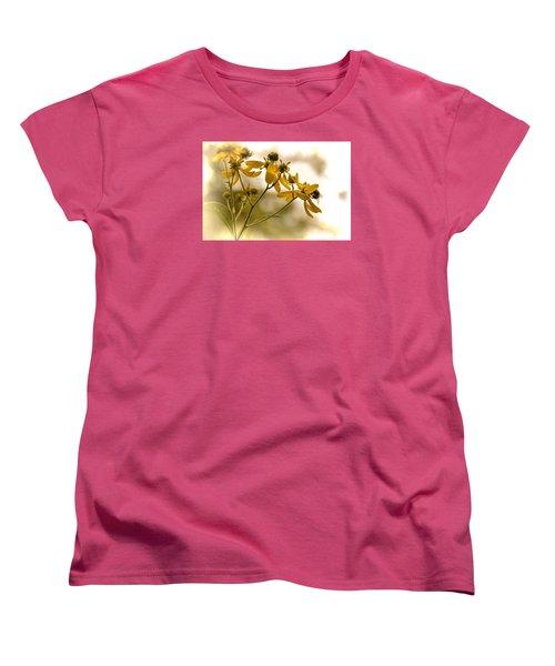 Hard At Work Women's T-Shirt (Standard Cut) by Dennis Lundell