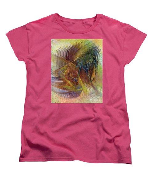 Harnessing Reason Women's T-Shirt (Standard Cut)