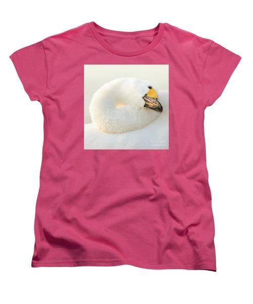 Healing Women's T-Shirt (Standard Cut) by Tatsuya Atarashi
