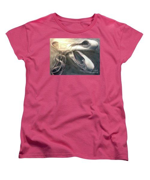Heart Of The Dance Women's T-Shirt (Standard Cut)