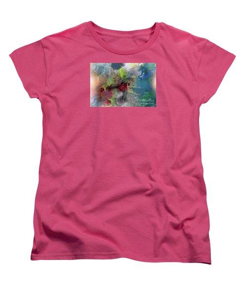 Heart Of The Matter Women's T-Shirt (Standard Cut)