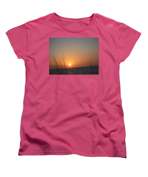 Women's T-Shirt (Standard Cut) featuring the photograph Hello Night by Robert Margetts