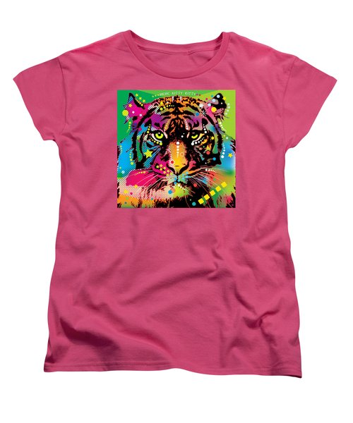 Here Kitty Women's T-Shirt (Standard Cut)