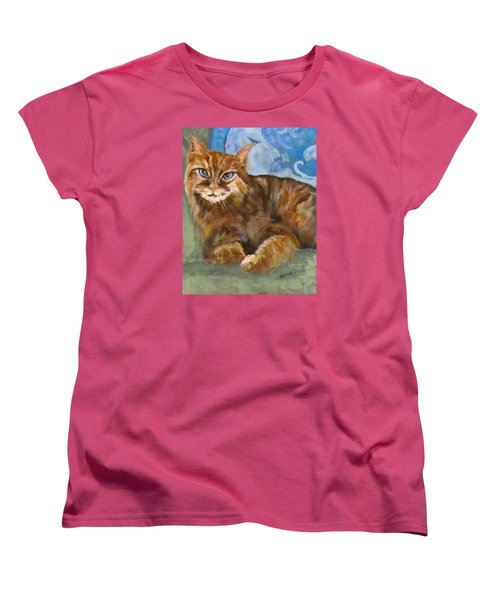 Hey Diddle Diddle  Women's T-Shirt (Standard Cut) by Barbara O'Toole
