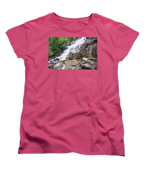 Hidden Waterfalls Women's T-Shirt (Standard Cut)