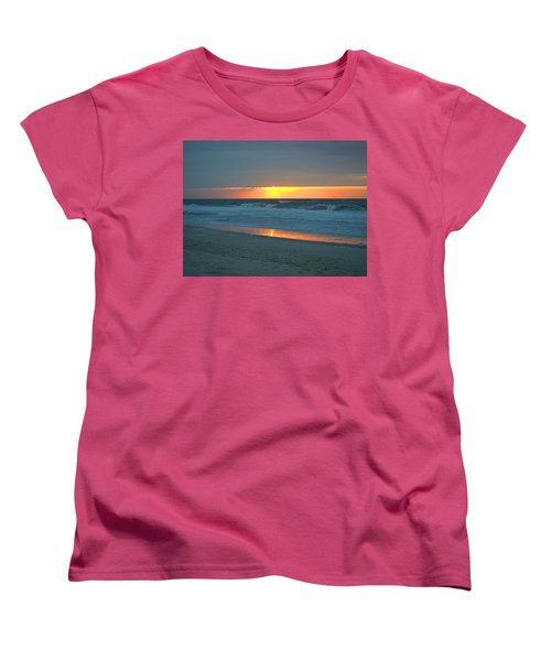 High Sunrise Women's T-Shirt (Standard Cut) by  Newwwman