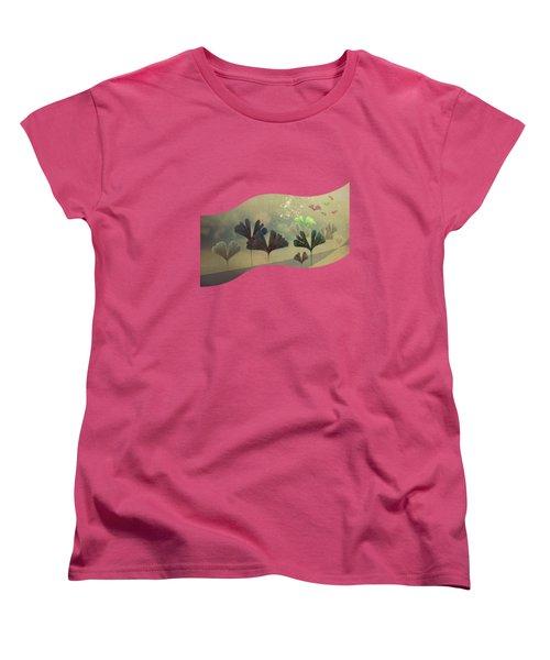 Hope Women's T-Shirt (Standard Cut) by AugenWerk Susann Serfezi