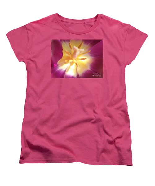 Women's T-Shirt (Standard Cut) featuring the pyrography Hope by Lori Lovetere