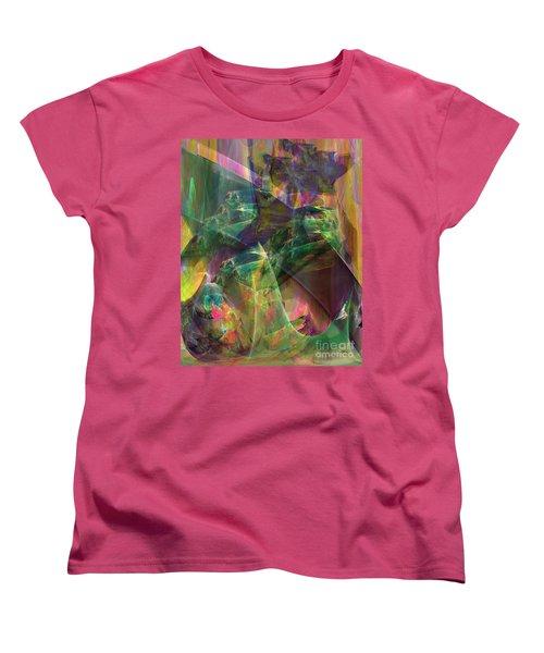 Horse Feathers Women's T-Shirt (Standard Cut)