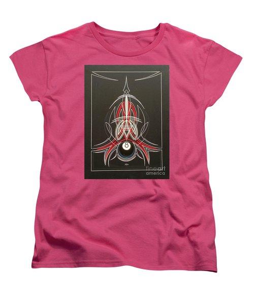 Hot Rod Life  Women's T-Shirt (Standard Cut) by Alan Johnson