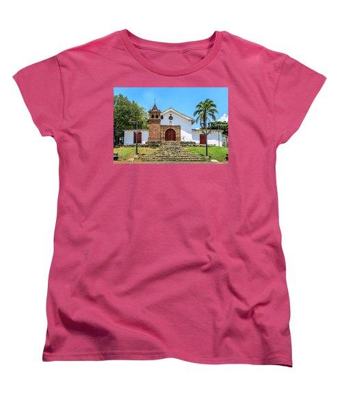 Iglesia De San Antonio Women's T-Shirt (Standard Cut)