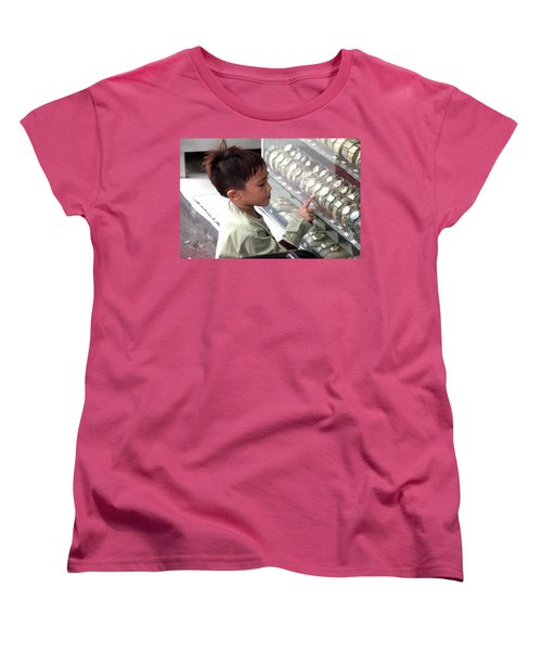 I'll Have The Rolex Women's T-Shirt (Standard Cut) by Jez C Self