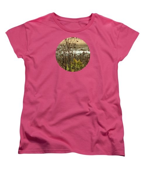 In The Golden Light Women's T-Shirt (Standard Cut) by Mary Wolf