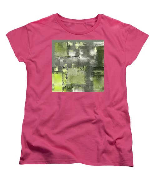 Industrial Abstract - 11t Women's T-Shirt (Standard Cut) by Variance Collections